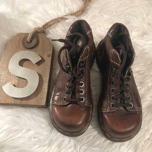 Dr. Marten Sz 3 Brown Boots